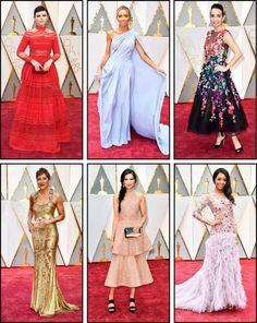 Oscar 2017 red carpet