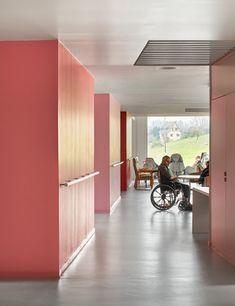 Home Interior Design, Interior Decorating, Home By, Elderly Home, Dominique, House Windows, Senior Living, Loft, Image House
