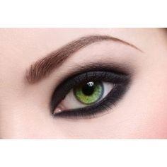 Makeup for Green Eyes 2