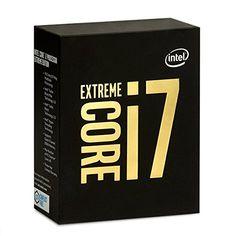 Intel BX80671I76950X Core i7-6950X Prozessor schwarz