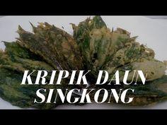 RESEP CARA MEMBUAT KERIPIK DAUN SINGKONG ENAK - YouTube Painting, Art, Craft Art, Paintings, Kunst, Gcse Art, Draw, Drawings, Art Education Resources