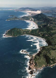 Santa Catarina, Litoral Sul.