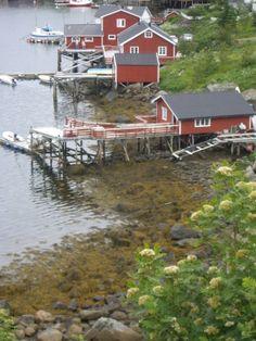 #Reine on the Lofoten Islands, Norway