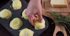 Kiedy patrzysz na te smacznie przyrządzone ziemniaczki, z pewnością masz na nie ochotę i pewnie myślisz sobie, że ciężko je przyrządzić i nie opłaca się spędzać tylu godzin w kuchni. A tak naprawdę, samo przygotowanie