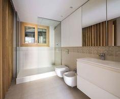 Baño moderno y funcional