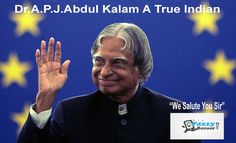 21 Inspirational Quotes by Sir APJ Abdul Kalam