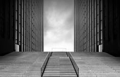 Stairway to Nothing by Oliver Koch
