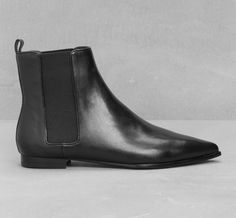 Your Style Lab | Chelsea boot & Other Stories #schoenen #trends #musthaves #winter2014 #mode #styling #fashion #chelseaboot