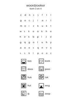 Letterbingo vll kern 3 vll pinterest bingo - Werkblad eindigen ...