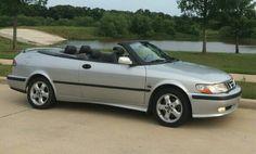 '01 Saab 9-3 2.0T Convertible