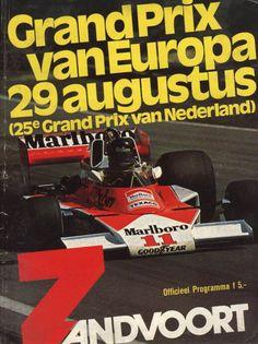 1976 GP de Holanda en Zandvoort