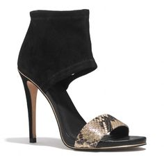 The Jennifer Heel from Coach || very much love