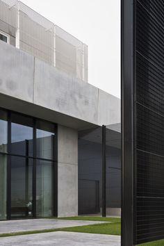 Oficinas Tonickx / Vincent Van Duysen Architects