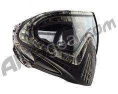 2012 Dye Invision Goggle I4 Pro Mask - Grey Tiger