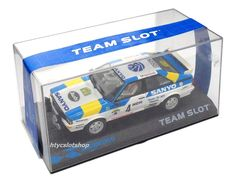 Audi Quattro, Rally, Slot, Personalized Items, Racing, Souvenirs