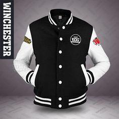 LOL EDG Team Mens Womens Casual Sweatshirts Fashion Clothing Baseball Jersey Sweatshirt Gamer Geek Hoodies S-3XL