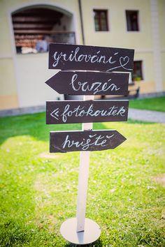 Svatba Kamily a Petra | Všetice