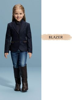 Find charmingly tailored pieces for young fashionistas with this selection for girls from zuily.