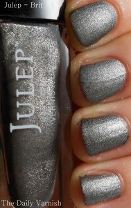 Julep Brit (matte suede finish). Shrink wrapped, never used