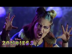 ZOMBIES 2   We Own the Night   Video Clip - YouTube Zombie 2, Zombie Disney, Zombie Apocalypse, 2 Movie, Movie Songs, Chandler Kinney, Chandler Riggs, Disney Channel, Descendants Music