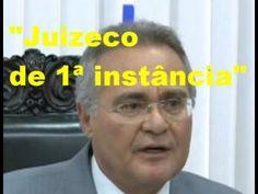 Renan está revoltado com ação da PF que prendeu seus amigos da polícia l...