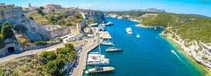 Amazing view in the port of Bonifacio! #Corse #Bonifacio #LePort