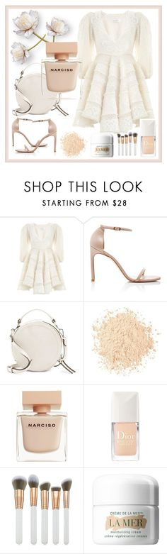 """Без названия #89"" by ayuschkova ❤ liked on Polyvore featuring Stuart Weitzman, Vince Camuto, Urban Decay, Narciso Rodriguez, Christian Dior, Spectrum and La Mer"