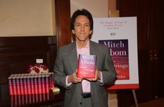 """""""Tuesdays with Morrie"""" author Mitch Albom speaks at Houston Hospice's 15th annual Butterfly Program luncheon."""