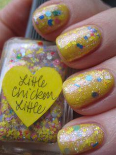 Lynnderella Little Chicken Little