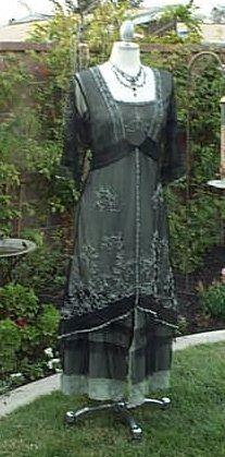 Natanya Edwardian Dress coveted-clothes