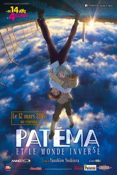 Patema Inverted - Sakasama no Patema Tv Anime, Manga Anime, Anime Love, Anime Art, Animé Romance, Disney Cinema, Patema Inverted, Vintage Anime, Anime Studio