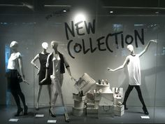 Mango windows, Jakarta visual merchandising  #www.instorevoyage.com #in-store marketing #visual merchandising