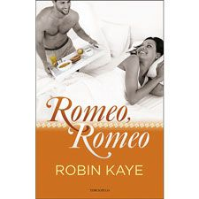 NIck Romeo es la fantasía de cualquier mujer; alto, moreno, tremendamente guapo, rico, buen amante y lo mejor de todo: le gusta cocinar y es extremadamente pulcro. Posee tal sentido del orden y la limpieza que choca con el desastre que es ella en labores domésticas. Él dice que quiere una mujer independiente, pero cuando se topa con Rosalie, todo lo que quiere es cuidar de ella. ¿Cuál es el problema entonces?   Robin Kaye: Romeo, Romeo (Terciopelo)