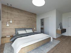 Spálňa s kúpeľňou Color Pallets, Home Living Room, Indoor, House Design, Bedroom, Architecture, Furniture, Home Decor, Ideas