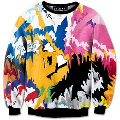 Adventure Melt Sweatshirt
