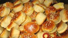 Najjednoduchšie syrové pagáče bez kvasníc Slovak Recipes, Czech Recipes, Czech Desserts, Homemade Dinner Rolls, I Chef, Savory Snacks, Appetisers, Creative Food, Finger Foods