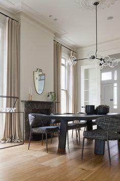 Local Australian Interior Design-South Yarra Residence Designed by Hecker Guthrie