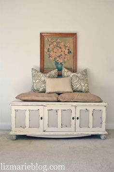 (Hope Chest) Bench Re-do