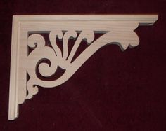 """Victorian Gingerbread Fretwork is a beautiful way to decorate Corners, Porches, Windows, Gable Ends, Dormers, Gazebos, Decks, Decorate Furniture, Frames and other Crafts, use as Shelf Brackets etc. Victorian Gingerbread Fretwork is a wonderful way to decorate and turn """"new"""" into """"old"""", use our scrollwork on Dormers, Porches, Windows, Gable Ends, Gazebos, Decks, Screen Doors, Eves. 