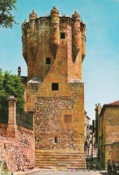 SALAMANCA - TORRE DEL CLAVERO -..