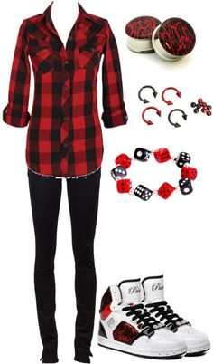 """Untitled #632"" by bvb3666 ❤ liked on Polyvore (dont like the shoes)"