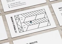 22 Business Cards Designs for your inspiration | HeyDesign
