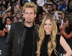 Avril Lavigne & Chad Kroger Are Married « Chicago's B96 – 96.3 FM