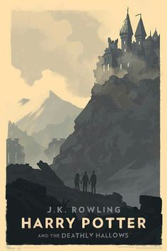 Print by Olly Moss via Pottermore