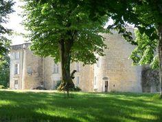 Château d'Ardenne (Moulidars)►►http://www.frenchchateau.net/chateaux-of-poitou-charentes/chateau-d-ardenne-moulidars.html?i=p