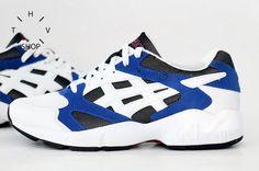 1994 Vintage Asics Gel 123 sneakers  For sale at HTVshop