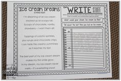 Weekly Poem Work for 2nd Grade {Week 4 Freebie}