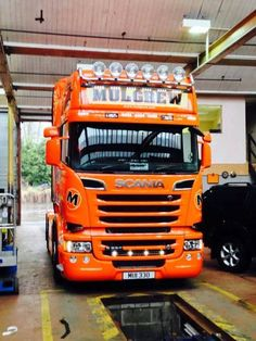 Mulgrew Scania