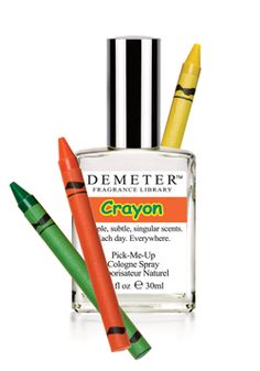Crayon Demeter Fragrance perfume - a fragrance for women and men