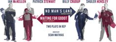 Review: Waiting for Godot on Broadway starring Sirs Ian McKellan and Patrick Stewart -  http://www.csindy.com/IndyBlog/archives/2014/01/23/review-waiting-for-godot-on-broadway-starring-sirs-ian-mckellan-and-patrick-stewart